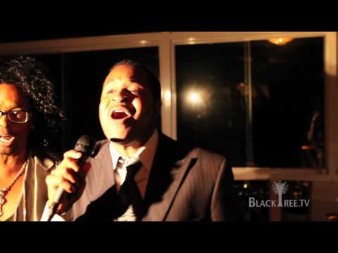 ACTRESS KYM WHITLEY HOSTS Wendell James BIRTHDAY P...
