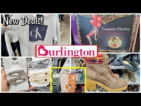 Burlington Store walkthrough * SHOP WITH ME 2019