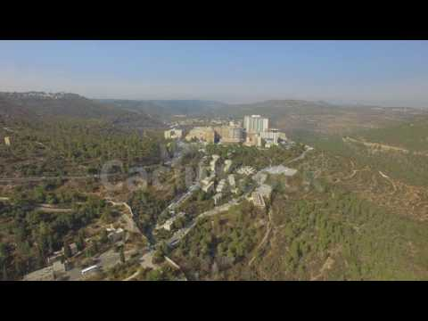 Jerusalem Hadassah Ein Kerem Hospital 2