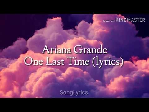 ariana-grande---one-last-time-(lyrics)