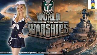 WORLD OF WARSHIPS BLITZ (SINKING FEELING RAMPAGE)
