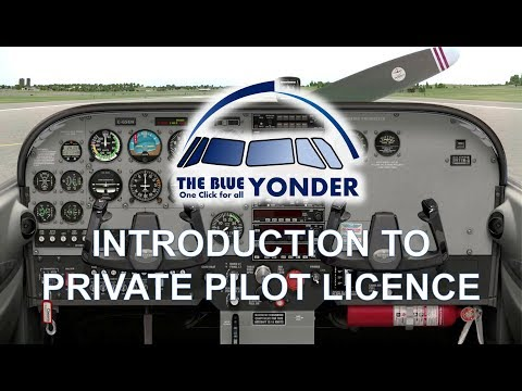 Introduction to Private Pilot Licence