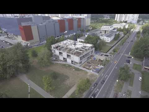 Торговый центр Авеню в Москве | Этапы строительства ТЦ «Avenue»
