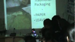 Sukuki Exnora Clean Hyderabad Cloth Bag Campaign
