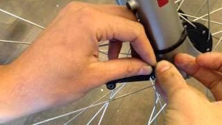 Dynamo hub wiring service