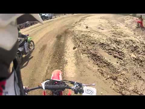 Crf 100 vs xr100 doovi for Honda crf110f top speed