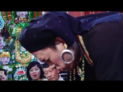 Thanh Đồng Nguyễn Đại Dương Cung Nghinh Tiệc Thánh Mẫu Tại Bơ Bông Vọng Từ Lê Chân Hải  Phòng