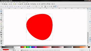 Edit paths by nodes PART 1 - Inkscape Beginners