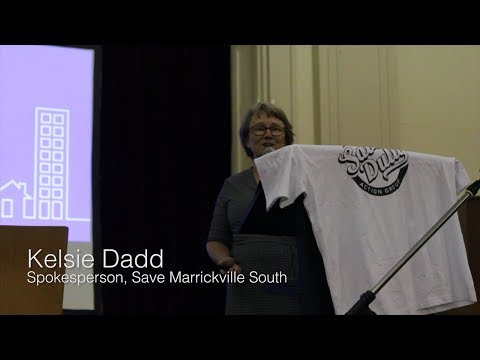 Clip 5 - Save Marrickville South