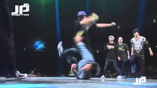Уличные танцы.  Соревнование.  Япония.   Бразилия.  Батл по павер муву