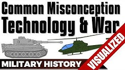 Common Misconceptions - Technology & War