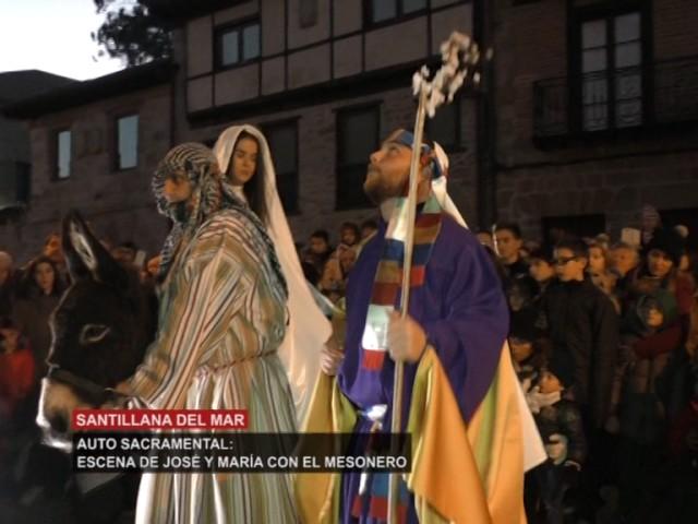 Cabalgata de Reyes de Santillana