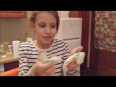 Fajszi Anna: A világ legegyszerűbb Slime készítése lépésről lépésre