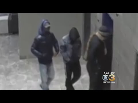 Philadelphia Police Searching For 3 Suspects Involved In Frightening Home Invasion