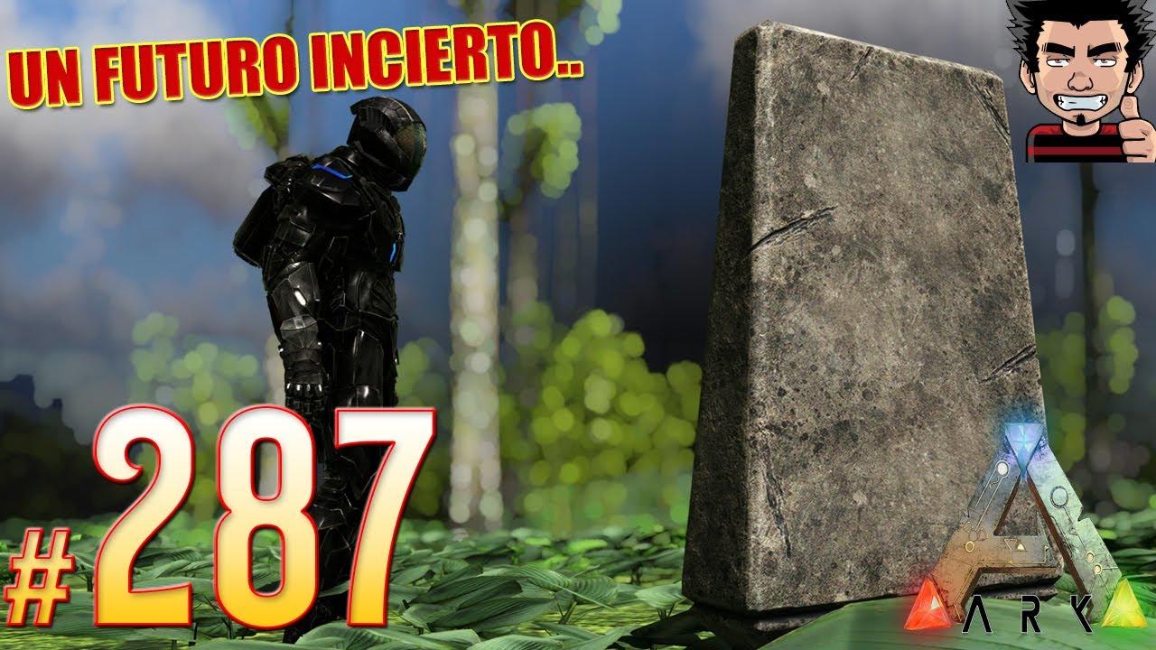 UN FUTURO INCIERTO TRAICION AL BLACK TITAN MUERTE Y DESTRUCCION ARK SURVIVAL EVOLVED ESPAÑOL
