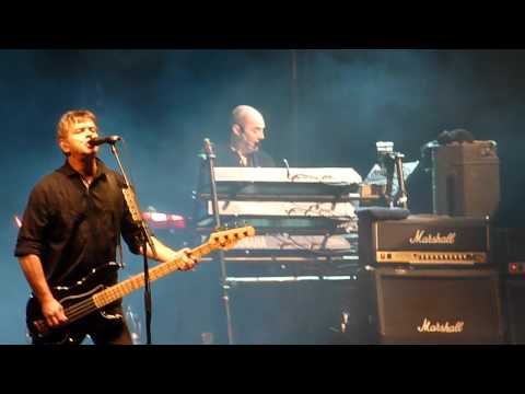 The Stranglers in Cognac