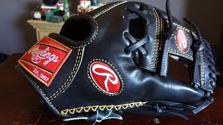 """Rawlings Gold Glove Collection RG2002 11.5"""" Glove HD"""