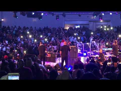 Monica Live in Houston at The Arena Theatre