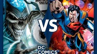 Супербой-Прайм VS Черная Рука