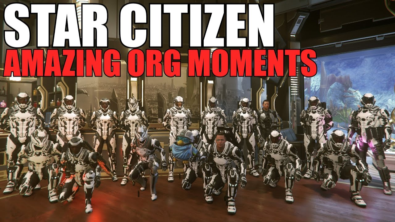Star Citizen Org gameplay and other clips! Twitch clip review! of live gameplay!