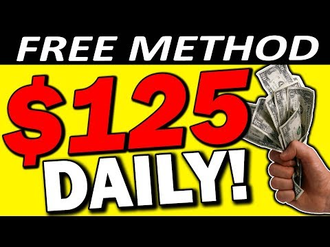 MAKE $125 IN 30 MINS 🔥NO MONEY NEEDED🔥 WORLDWIDE (💰Make Money Online NOW!💰)