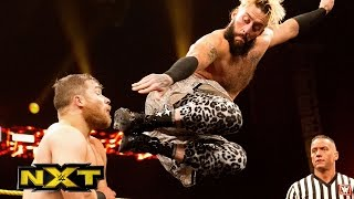 Enzo Amore & Colin Cassady vs. Corey Hollis & John Skyler: WWE NXT – 9. Dezember 2015
