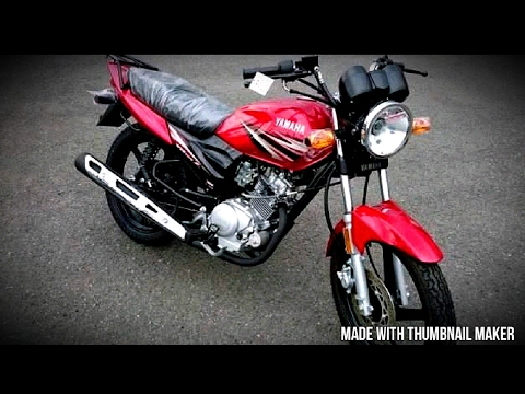 New Yamaha 125-Z Official First Look In Pakistan