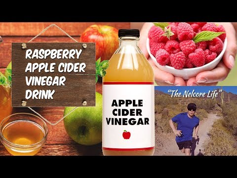 apple-cider-vinegar-drink-recipe-with-raspberries-&-lemon