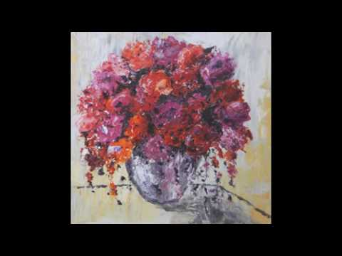 Palette Knife Painters weekly images 1 to 7 August 2016