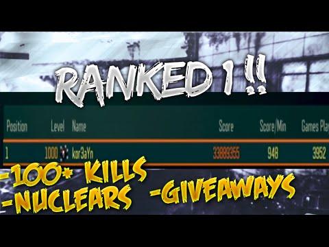 5 Consecutive Games of 100+ Kills !! LIVESTREAM