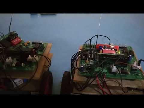 Skyfi Labs Online Course - Swarm Robot-7 Robots(Combo Course) -Dhruva Storz