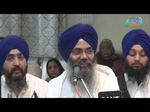 15 Feb 2019  -  Bhai Manpreet Singh Ji Kanpuri at B - Block Kalkaji - Delhi