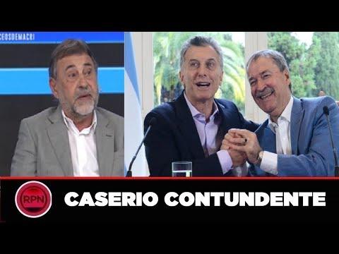 Carlos Caserio renunció a la presidencia del PJ Córdoba