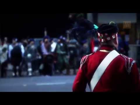 Brave Land: Buenos Aires celebra Escocia 2014