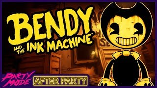 Let's Play BENDY AND THE INK MACHINE! - Party Mode After Party