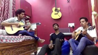 Chal Wahan Jaate Hain | Arijit Singh | Acoustic Cover By Gaurav, Sanskar Vaidya and Sanskar Sharma