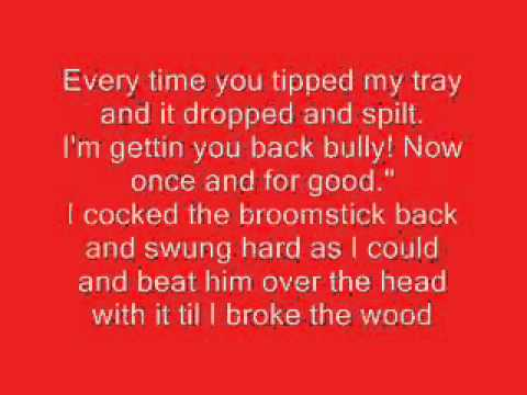 Eminem Brain Damage Lyrics