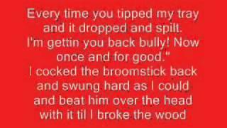 Eminem Brain Damage Lyrics