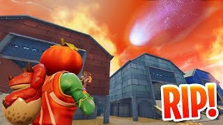 *LEAKED* NEW FORTNITE SEASON 4 INFORMATION! - METEOR HITTING DUSTY DEPOT + NEW MAP?!