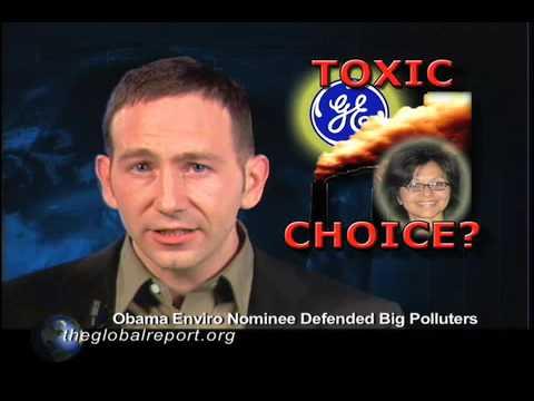 Obama Enviro Nominee Defended Big Polluters