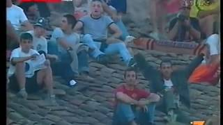 Circo Massimo 2001 - Imbecilli sui tetti al concerto di Venditti