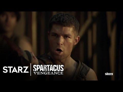Spartacus: Vengeance  Character Profile: Spartacus  STARZ