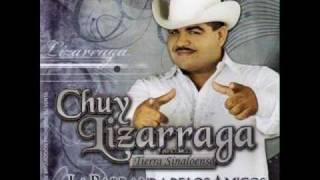 Chuy Lizarraga El Muchacho Alegre, El Cosalteco