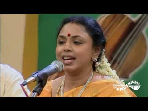 Chinnan Chiru Kiliye  - Sudha Ragunathan -  The Concert (Full Track)