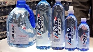 BevNET's 2015 NACS Coverage: AQUAhydrate