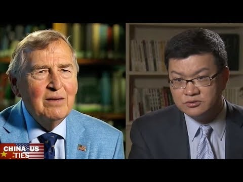 How can China, US achieve a peaceful and prosperous future?