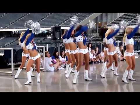 Americas Cheerleaders  =Walk This Way=  AEROSMITH, steven tyler, joe perry, Toys in the Attic