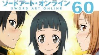 Sword Art Online: Hollow Fragment - PS VITA Walkthrough 60 - Asuna And Kirito Alone At Last....Yui!?