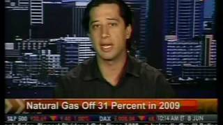 In-Depth Look - Natural Gas Off 31 Percent In 2009 - Bloomberg