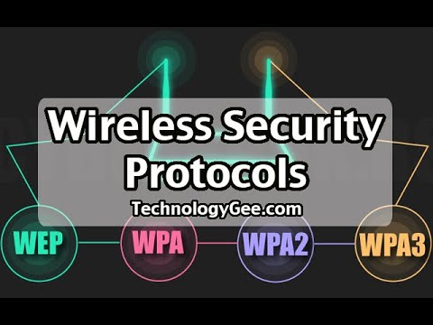 Wireless Security Protocols & Authentication   CompTIA A+ 220-1002   2.3
